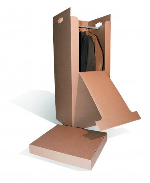 Kleiderkartons 3-wellig hoch belastbar